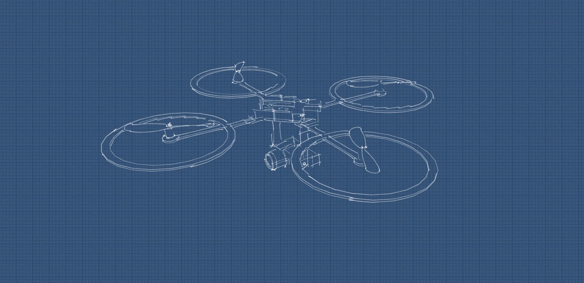 drones civil engineering