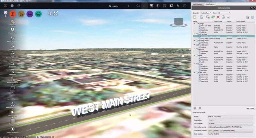 how to create an alignment in civil 3d 2015