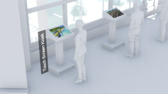 Touch Screen, Kiosk, Interactive Presentation